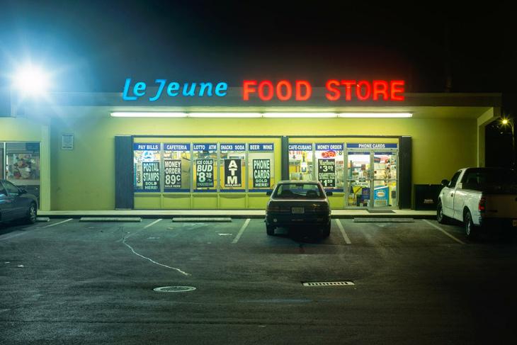 Harlan Erskine - Photography - Le Jeune Food Store