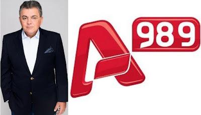 Ξεκινάει δυνατά το νέο ραδιοφωνικό πρόγραμμα του Alpha 989