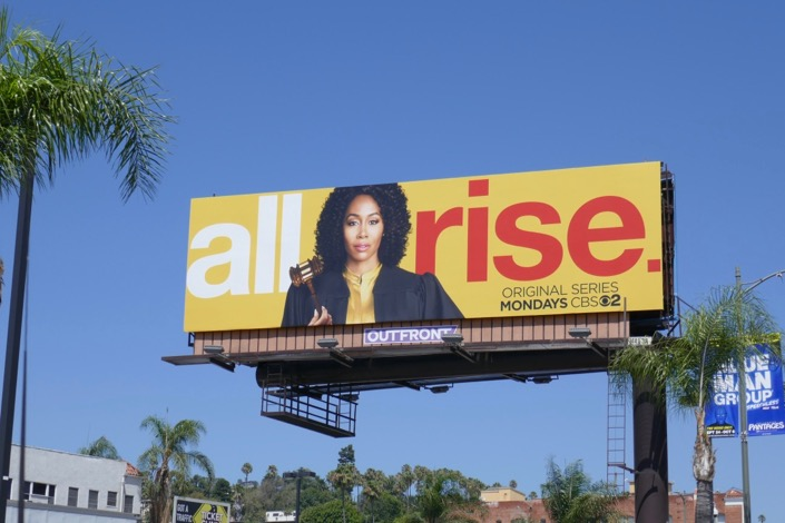 Simone Missick All Rise billboard