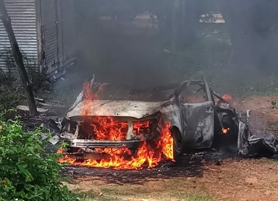 Explosão assusta moradores de Triunfo