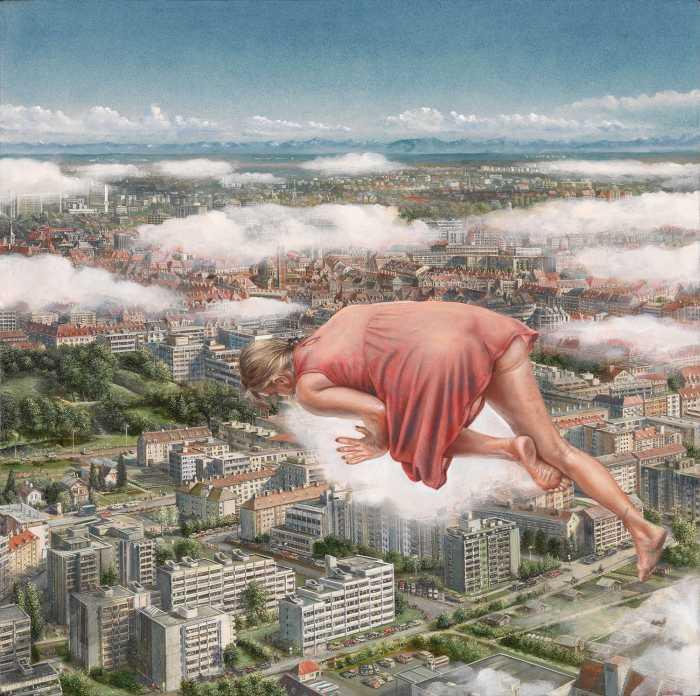 Реальность как отражение нашей жизни. Evert Thielen