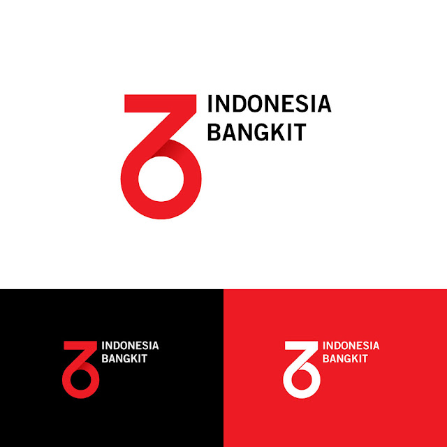 indonesia bangkit hut 76