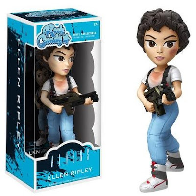 Aliens Ellen Ripley Rock Candy Vinyl Figure by Funko