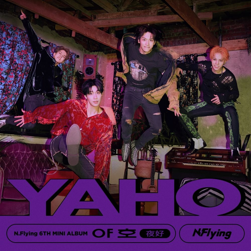 N.Flying – YAHO – EP (ITUNES MATCH AAC M4A)