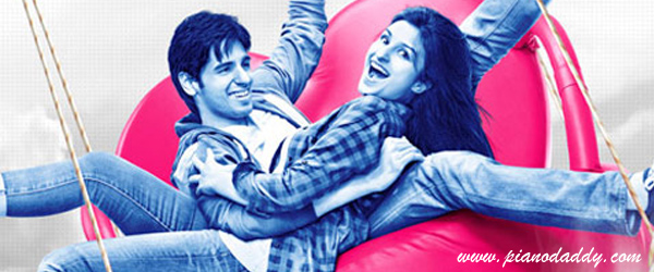 Hasee Toh Phasee (2014) All Song Piano Notes, Music Sheet - Free Notes