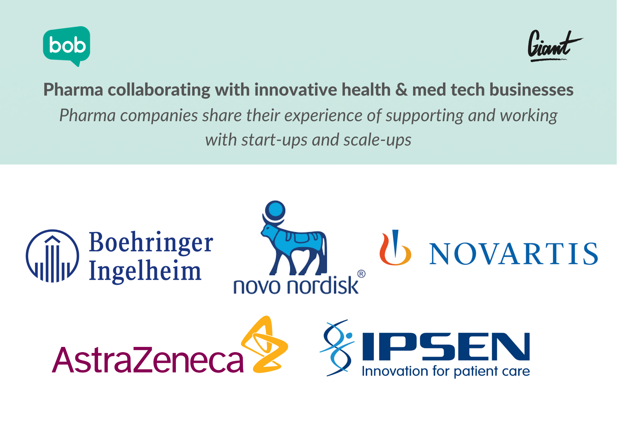 13 tips for fruitful collaborations between small innovators and big pharma