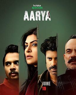 Aarya Season 1 (2020) 480p 720p WEB-DL Hindi Web Series