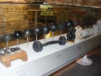 boulets de canon à poudre noire