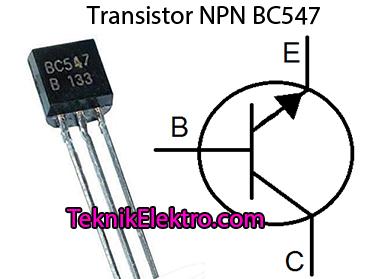 Transistor BC547