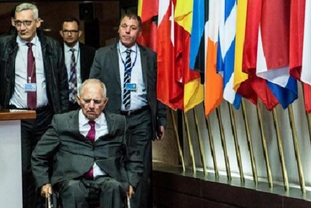 Στο Συνταγματικό Δικαστήριο ο Σόιμπλε για το Grexit