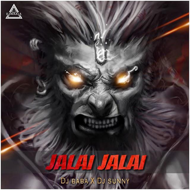 JALAI JALAI - BASS BOOSTED REMIX - DJ BABA X DJ SUNNY DWN
