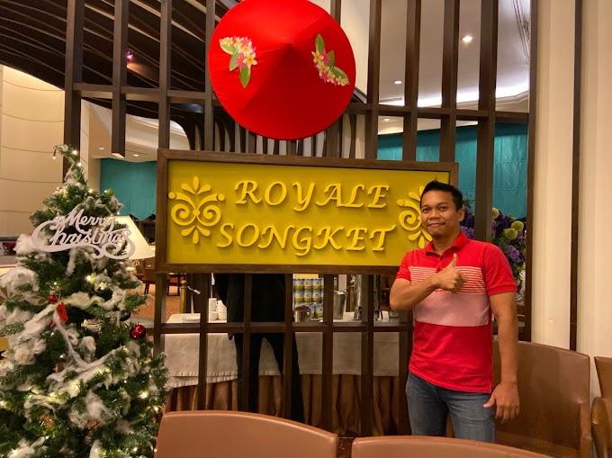 Sabtu Malam di Royale Songket @ Grand BlueWave Hotel Shah Alam