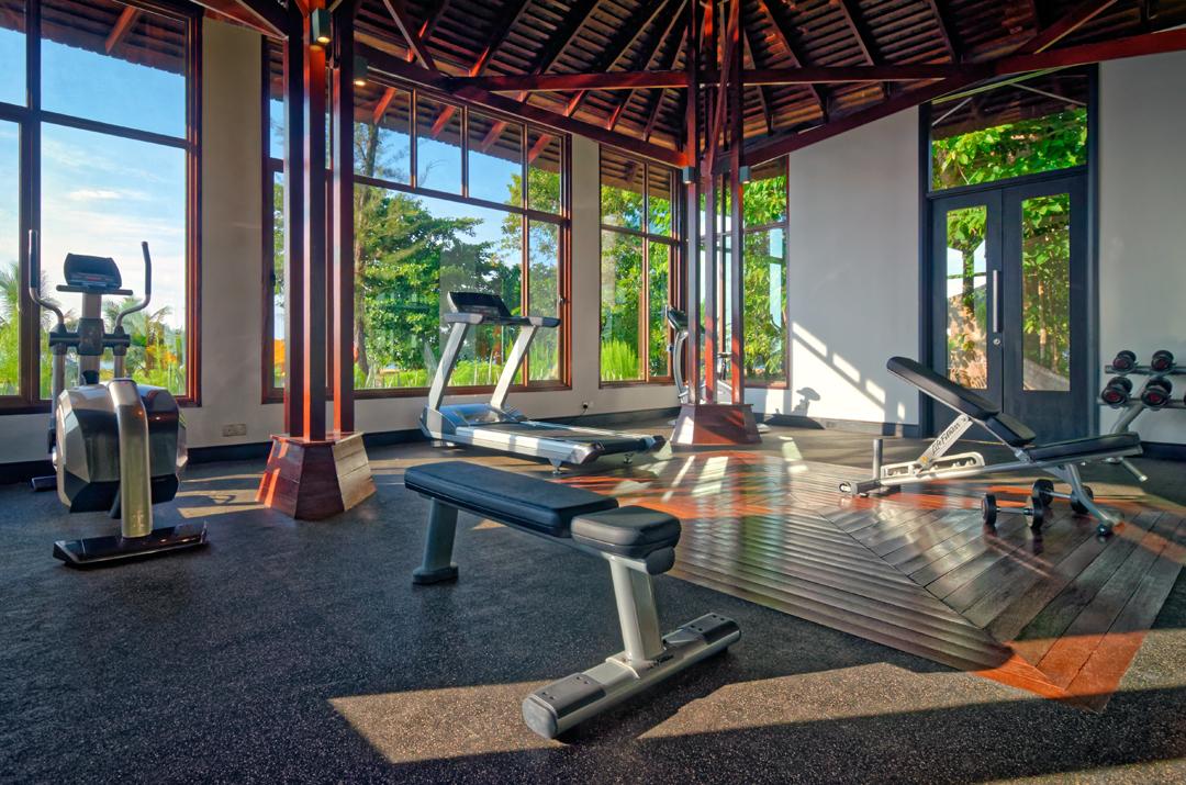 Gym Borneo Eagle Resort