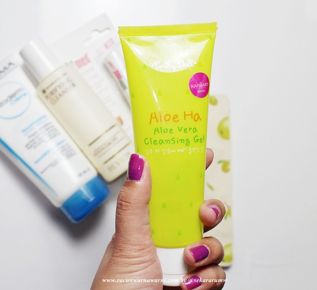 Sabun Muka Dengan Aroma Segar