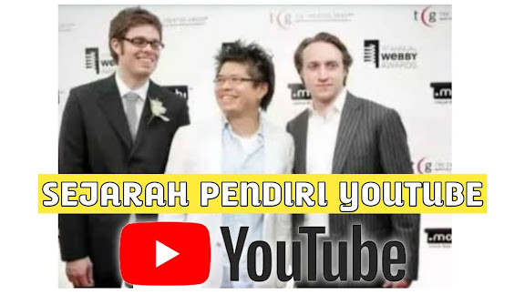 Pendiri Youtube
