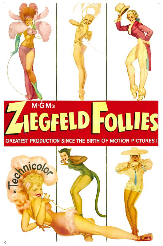 Ziegfeld Follies [1945] [DVD9] [NTSC] [Subtitulado]