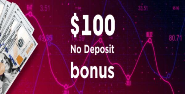 احصل على 100 دولار بونص بدون ايداع قابل لسحب الارباح مجانا مع FortFS