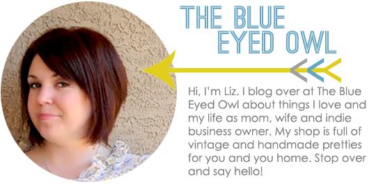The Blue Eyed Owl