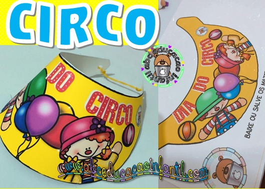 Viseira dia do Circo