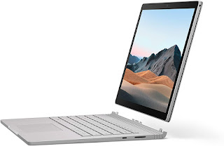 Best Laptops with Backlit Keyboard - Microsoft Surface Book 3