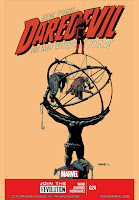 Daredevil #24 Cover