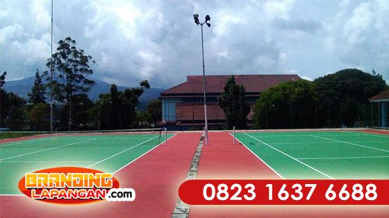 WA +62 823-1637-6688 (Telkomsel), Biaya Pengecatan Lapangan Tenis