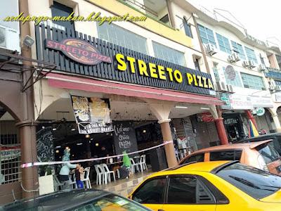 Restoran Streeto Pizza
