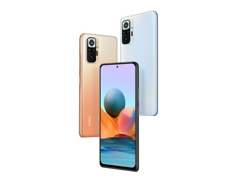 Redmi Note 10 Pro, Note 10S, Note 10, Note 10 5G now official