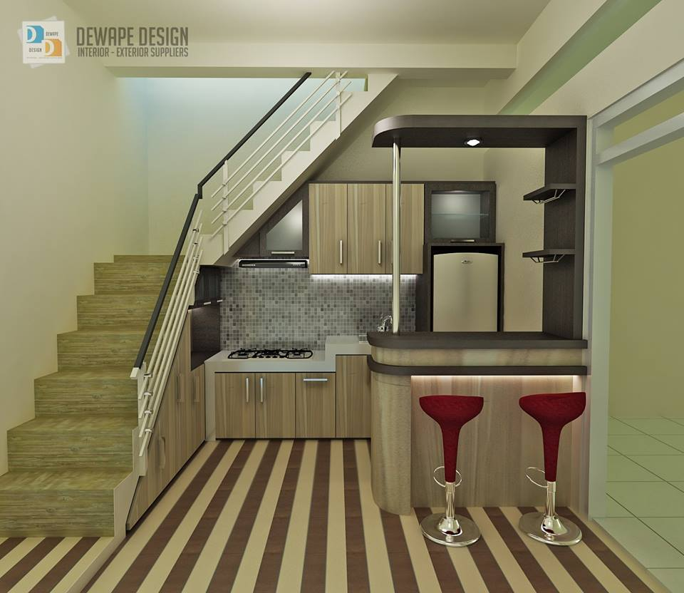 10 Tips Desain Kitchen Set Paling Top Kitchen Set Minimalis Di