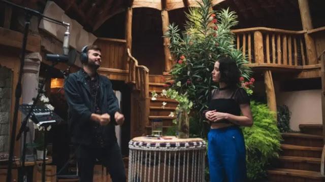 """Benjamín Walker estrena dueto junto a Vanessa Zamora en """"Quiero verte hoy"""""""