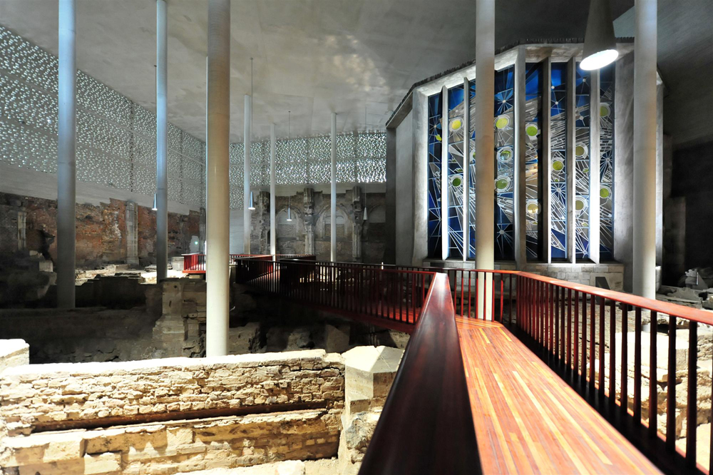 MY ARCHITECTURAL MOLESKINE PETER ZUMTHOR KOLUMBA MUSEUM