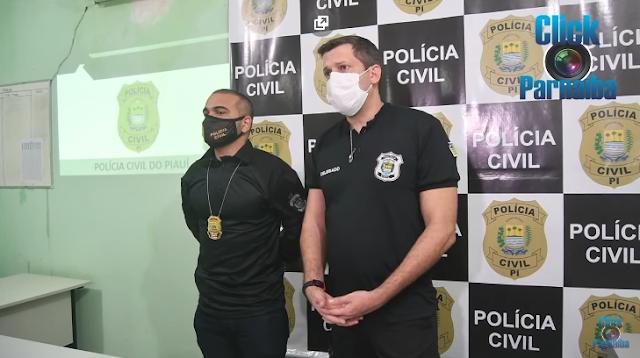 Caso Janes Castro: Policia Civil desmembra os detalhes de um crime barbaro
