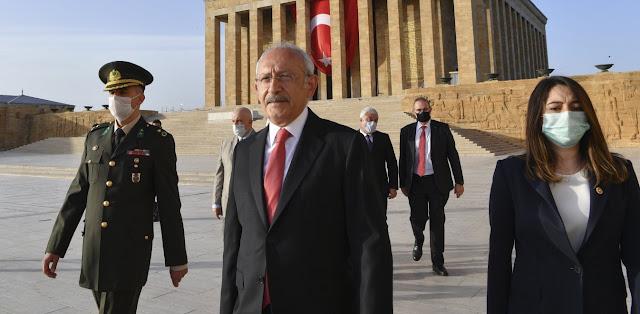 Κιλιτσντάρογλου σε Ερντογάν: «Φέρε τα πλούτη σου από το εξωτερικό»