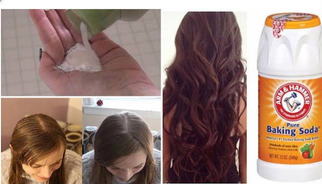 7 façons d'utiliser le bicarbonate de sodium pour rendre les cheveux plus sains et plus beaux