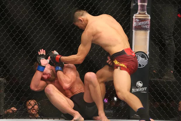 Li Jingliang Drops And Stops Elizeu Zaleski
