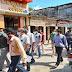 মাস্ক এনফোর্সমেন্ট ডে পালনে ধর্মনগরে প্রশাসনিক আধিকারিকরা  - Sabuj Tripura News