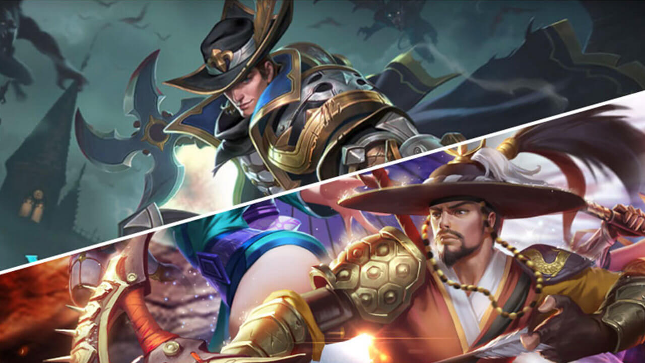 Game MOBA Android Terlaris Di Tahun 2018