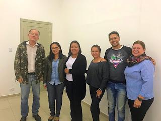 Agradecimento dos ADI's e Cuidadores aos vereadores e prefeito de Registro-SP