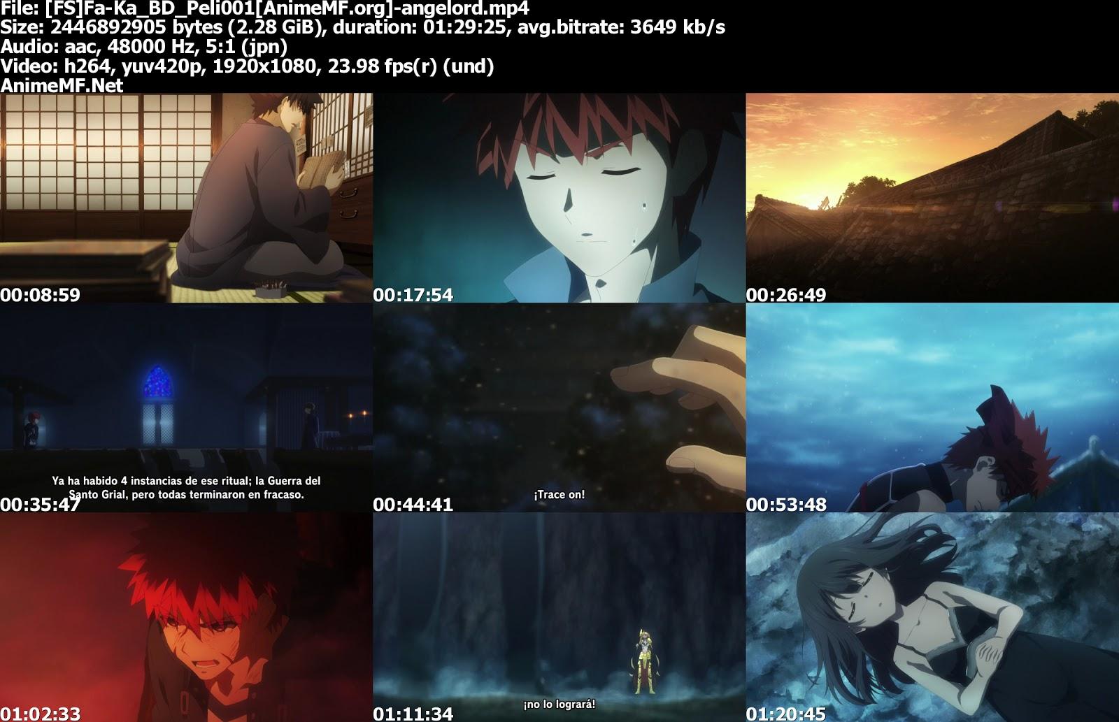 Fate/kaleid liner Prisma☆Illya: Sekka no Chikai