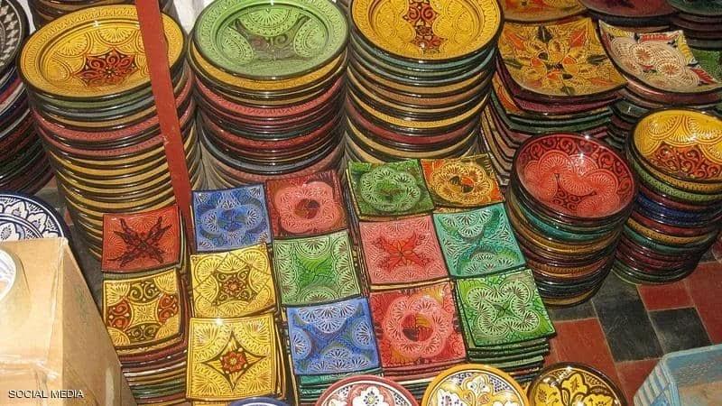 لصناعة المغرب التقليدية