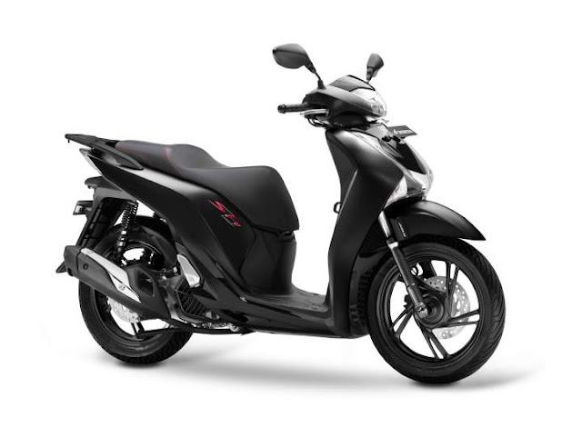 Harga dan Warna baru Honda SH150i 2019
