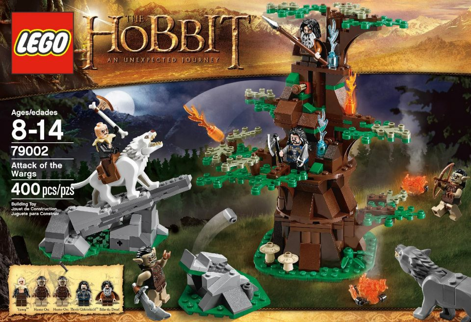 Fully Jointed Play Figures Our Lego City Lego The Hobbit