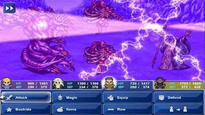 Download Game Final Fantasy VI PC