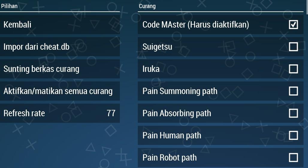 Cara Menggunakan Character Non Player Control Npc Di Naruto Shippuden Ultimate Ninja Impact Nsuni Ppsspp