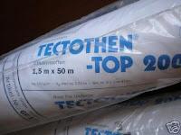 Мембрана для вентилируемого фасада Тектотен