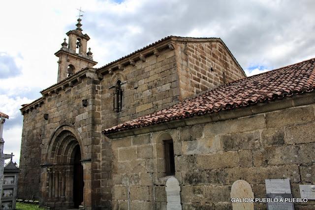 Resultado de imagen de Monasterio de San Xillao de Lobios