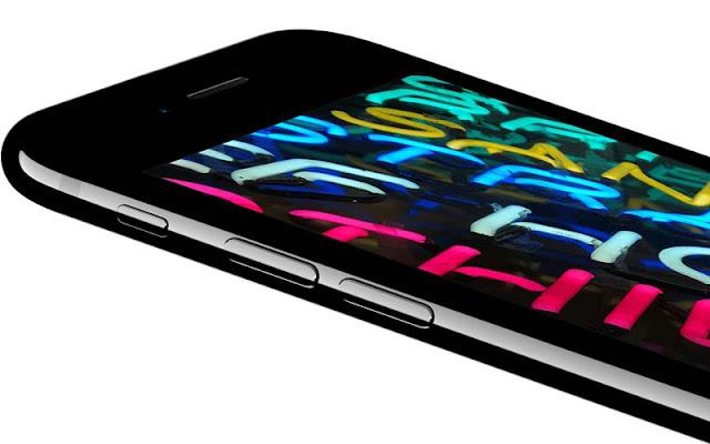 Layar iPhone 7