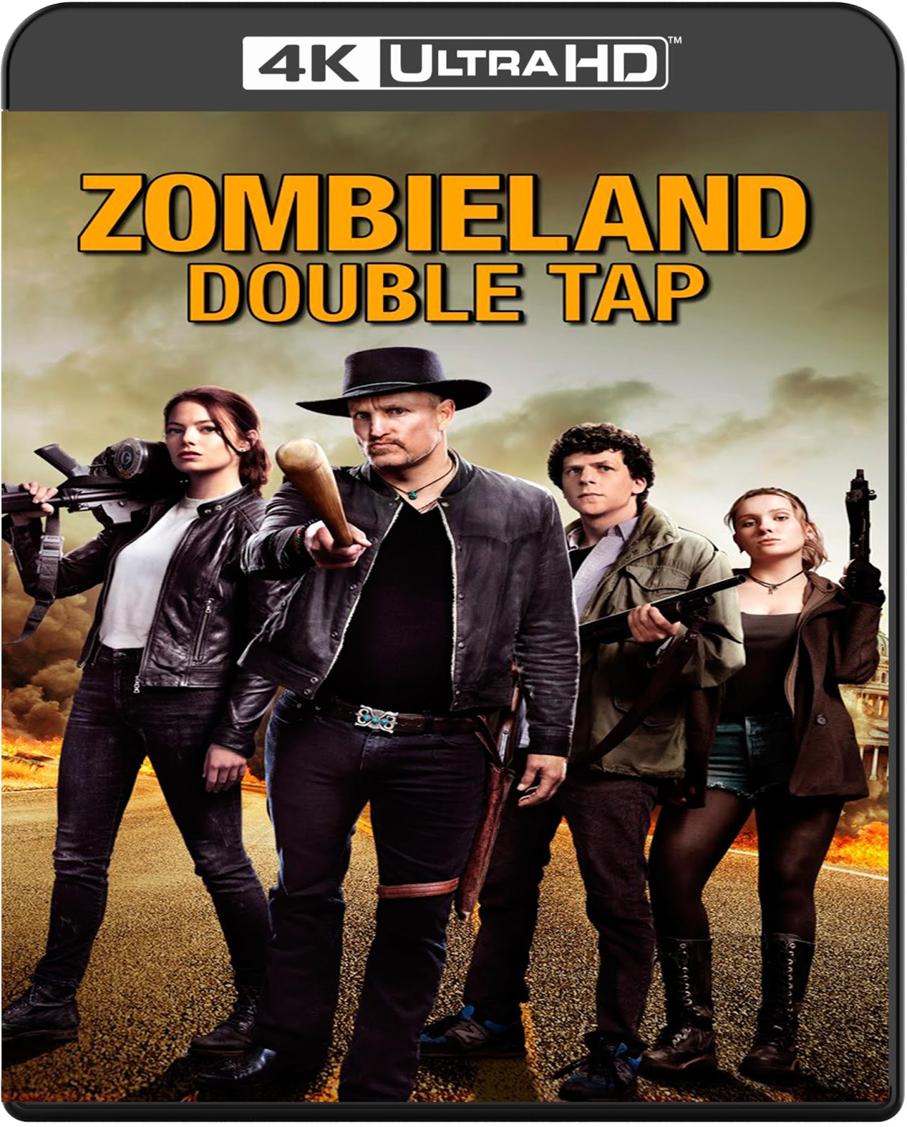 Zombieland: Double Tap [2019] [UHD] [2160p] [Latino – Castellano]