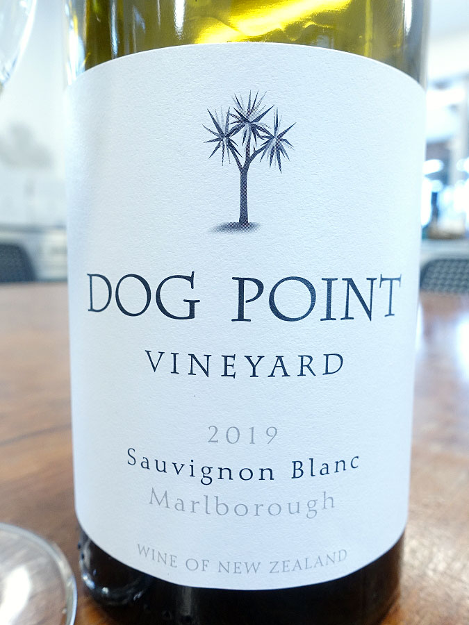 Dog Point Sauvignon Blanc 2019 (91 pts)