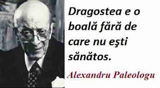Maxima zilei: 14 martie - Alexandru Paleologu
